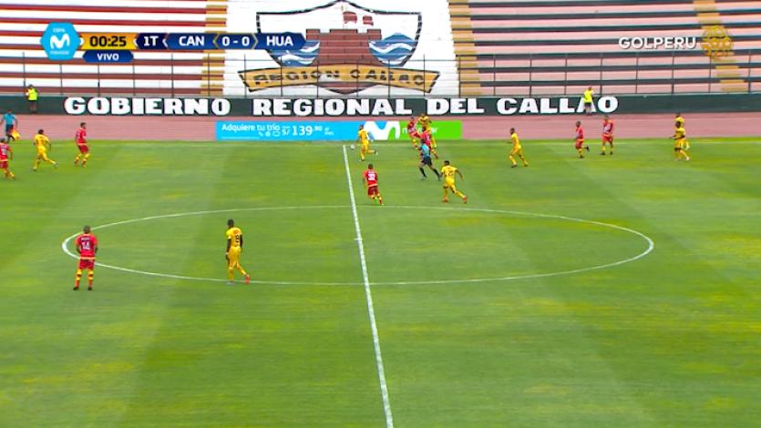 En vivo por GOLPERU: Academia Cantolao 3-0 Sport Huancayo
