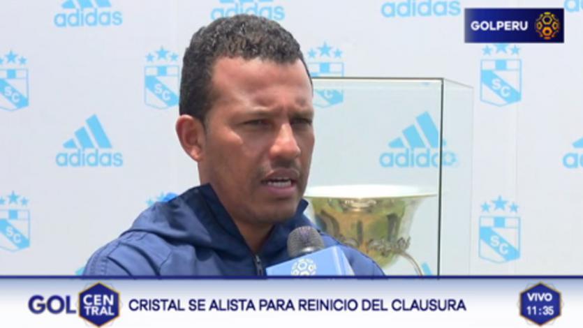 Pablo Zegarra: