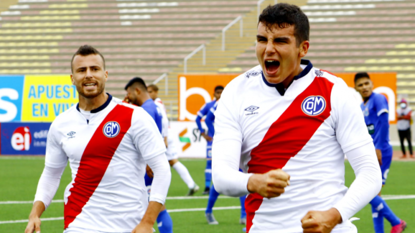 Liga1 Movistar: con hat-trick de Matías Succar, Deportivo Municipal superó a Deportivo Binacional