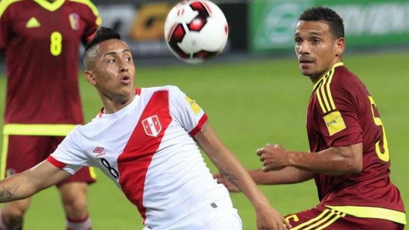 Arquímedes Figuera fue convocado por Venezuela para la fecha FIFA