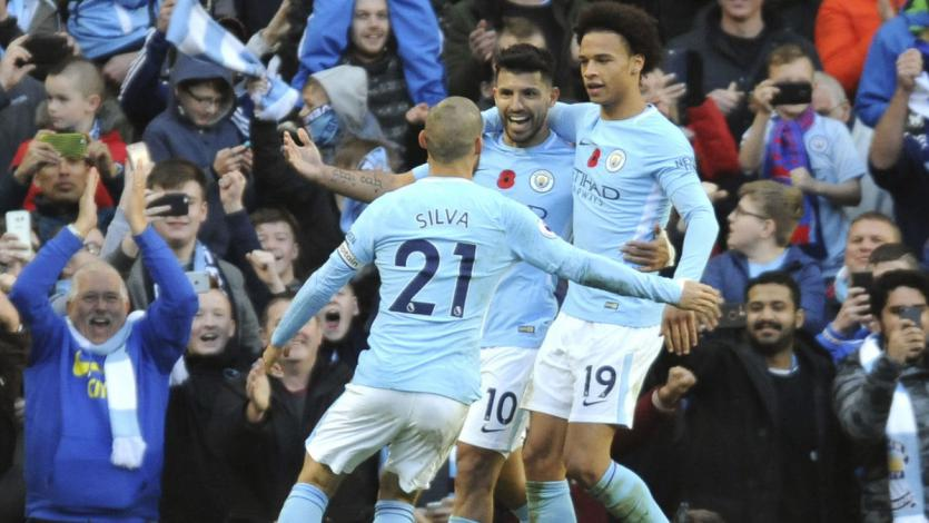 Manchester City sigue imparable