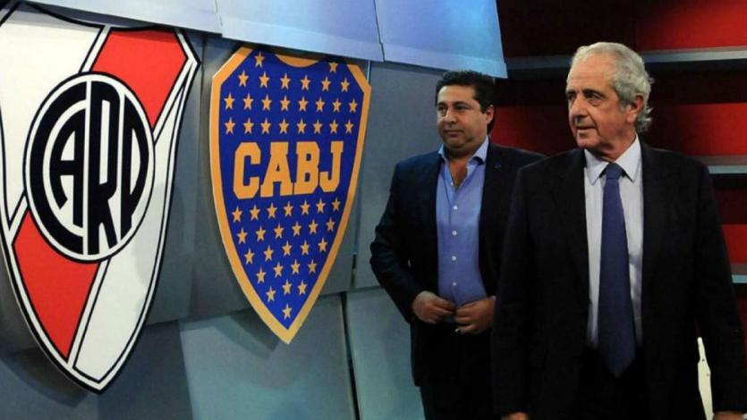 La final de la Copa Libertadores 2018 entre Boca y River ya se juega en el TAS