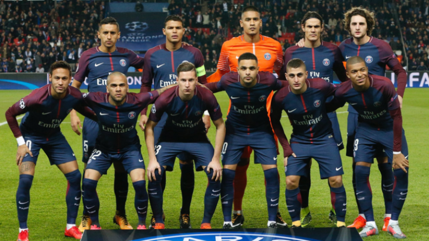 PSG rompe récords en Champions League