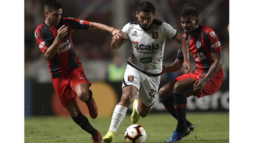 Copa Libertadores: Melgar cayó 2-0 ante San Lorenzo