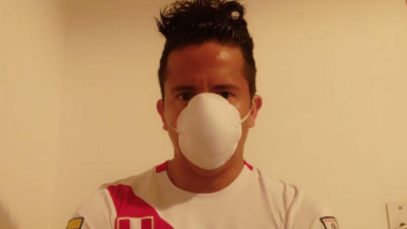 Roberto Merino contó el drama que vive en Italia por el Coronavirus