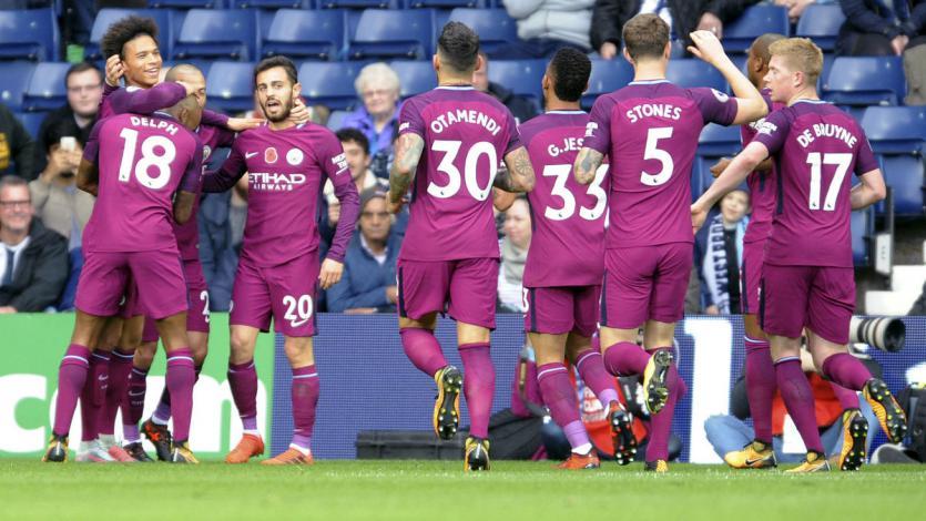 Manchester City firma el mejor arranque de la historia de la Premier League