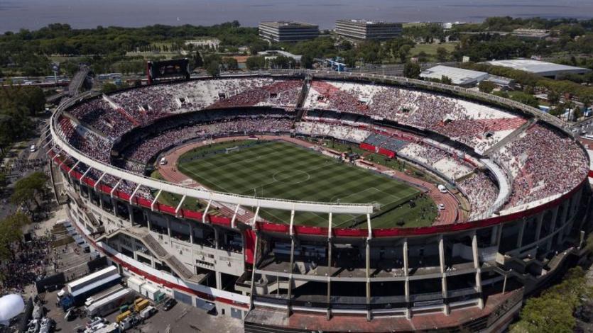 River Plate: el Monumental de Núñez cumple 82 años de pura historia