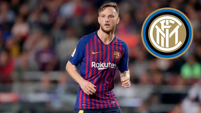 Ivan Rakitic estaría a un paso de firmar por el Inter de Milán