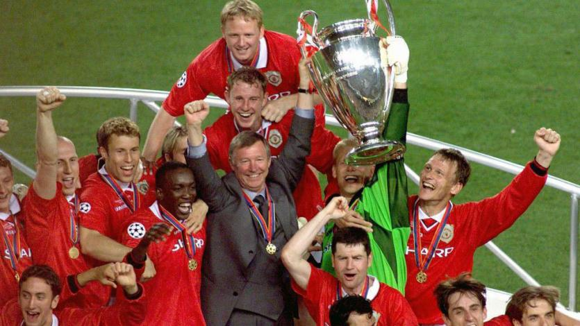 Champions League: a  21 años de la hazaña de Manchester United ante el Bayern Munich (VIDEO)