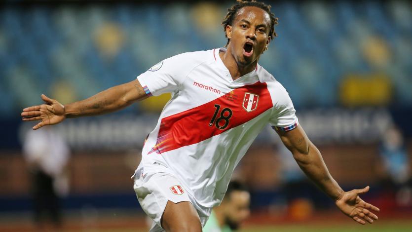 Selección Peruana: André Carrillo, el nuevo goleador del equipo de Ricardo Gareca
