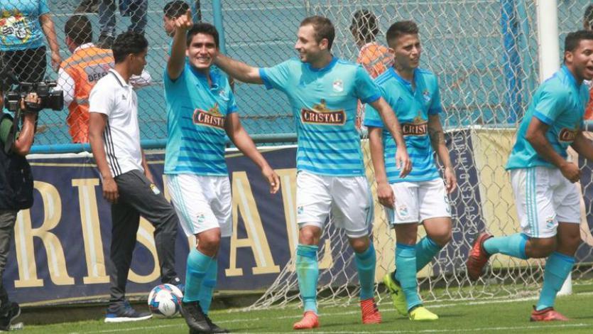 Sporting Cristal derrotó a Sport Rosario y volvió a sonreír