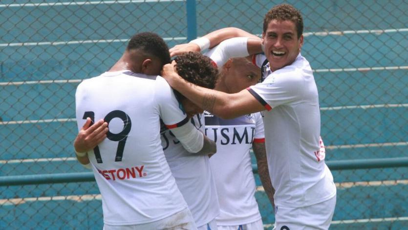 San Martín goleó a Alianza Atlético y sumó un triunfo luego de 5 fechas