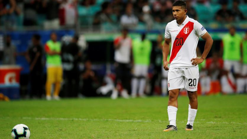 """Edison Flores: """"Hemos tenido una Copa América difícil, pero vamos a darlo todo"""""""