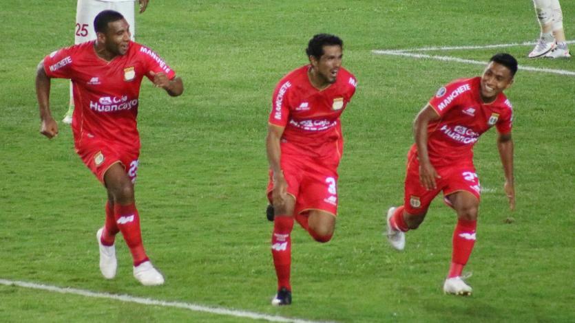 Copa Sudamericana: Sport Huancayo venció por 1-0 a UTC en el partido de ida de la Fase 1 (VIDEO)