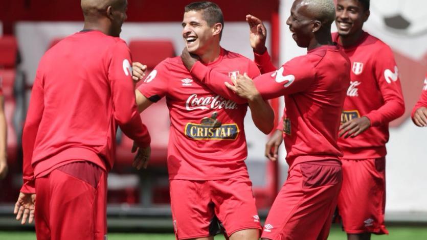 Selección Peruana sigue fortaleciéndose pensando en Dinamarca