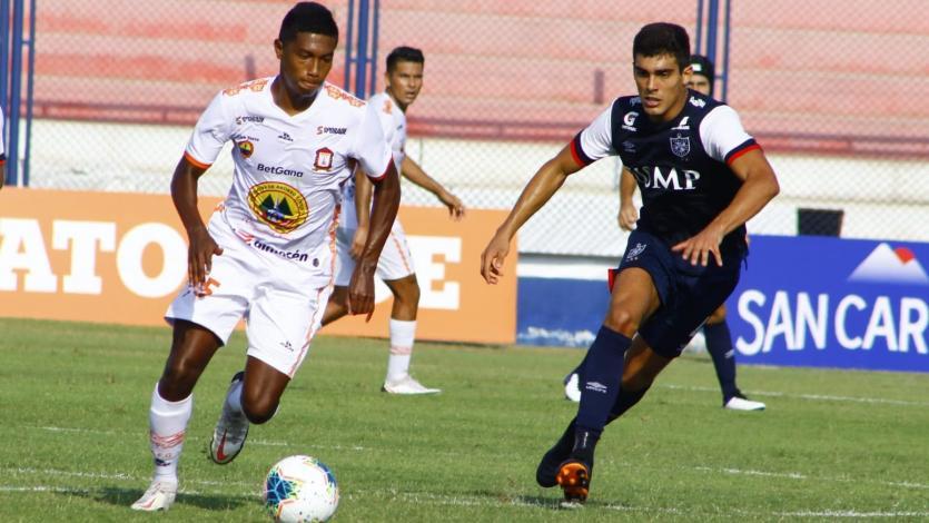 Liga1 Betsson: Ayacucho FC y San Martín igualaron 2-2 por la Fase 1 (VIDEO)