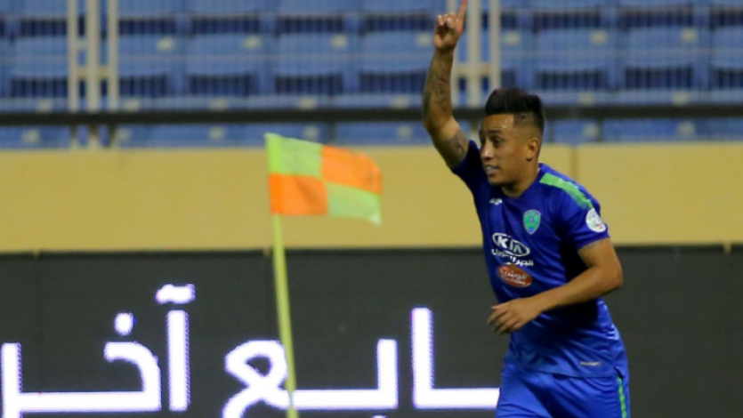 Christian Cueva marcó su tercer gol en Al-Fateh por la Liga Profesional de Arabia Saudita (VIDEO)