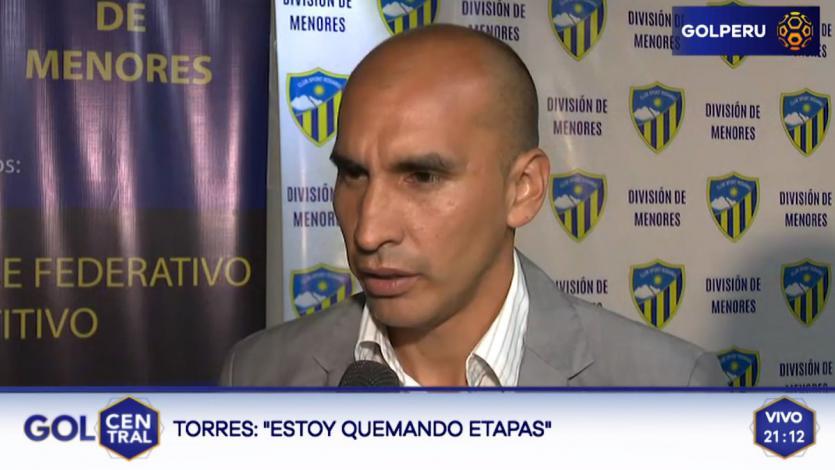 Rainer Torres: