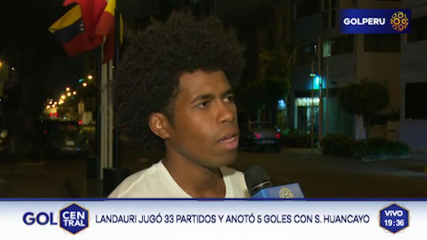 Julio Landauri: