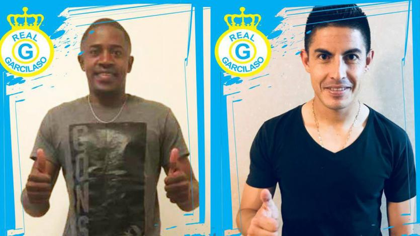 Zamir Valoyes y Jesús Arismendi ficharon por Real Garcilaso