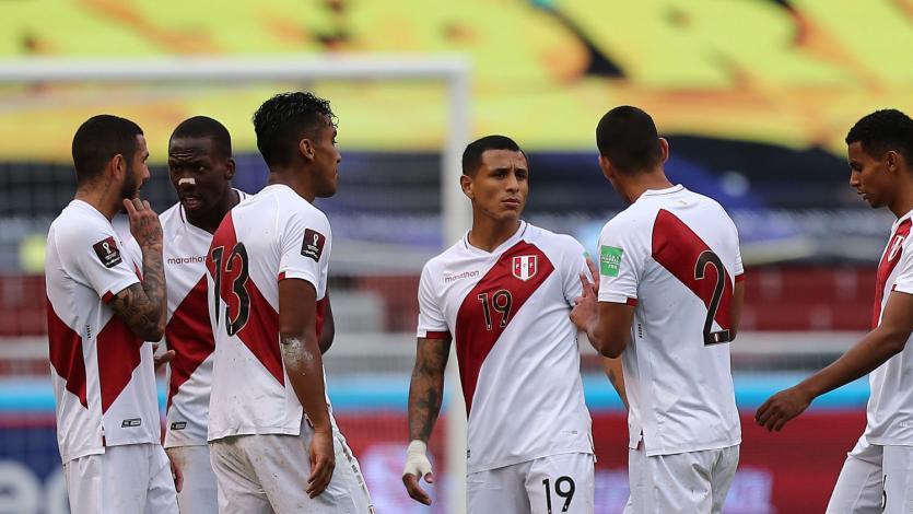 Renato Tapia tras la victoria sobre Ecuador: