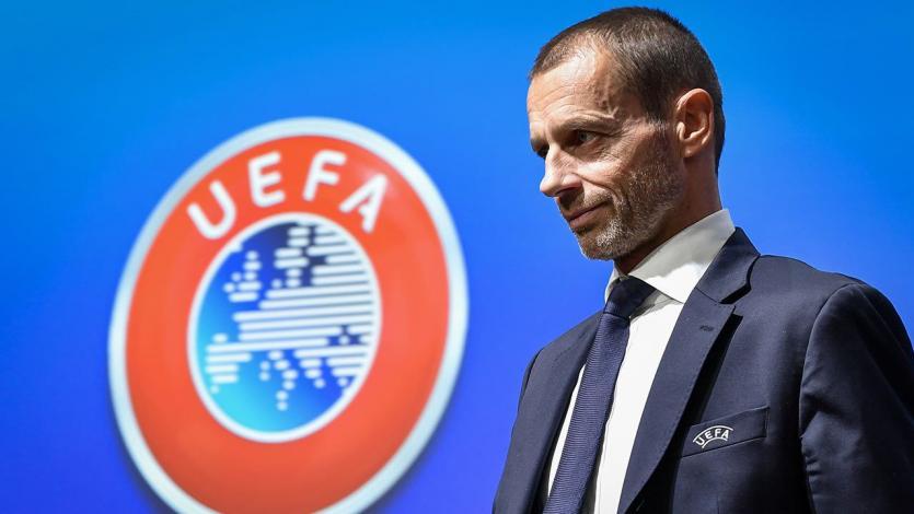 Champions League: presidente de la UEFA confía en que se pueda reanudar en agosto