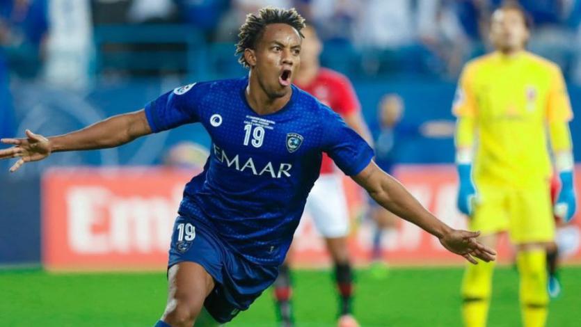 André Carrillo marcó un golazo en la Champions League de Asia (VIDEO)