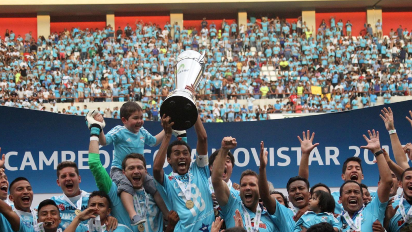 Copa Movistar: Lo mejor de Sporting Cristal este 2018