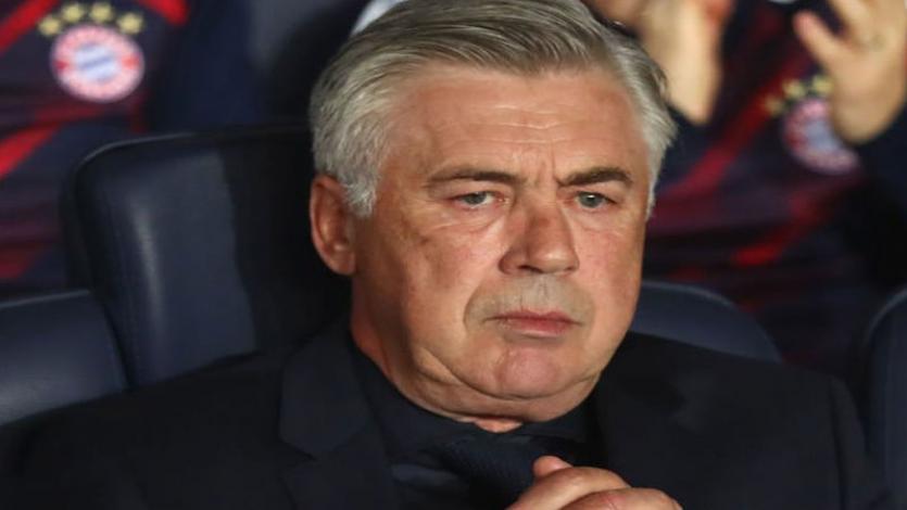 Carlo Ancelotti no es más técnico de Bayern Múnich
