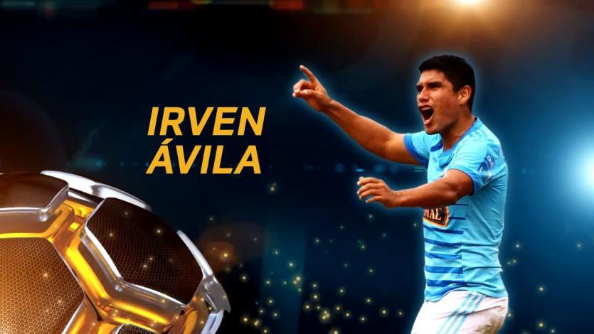 Premios Copa Movistar: Irven Ávila es el goleador del campeonato