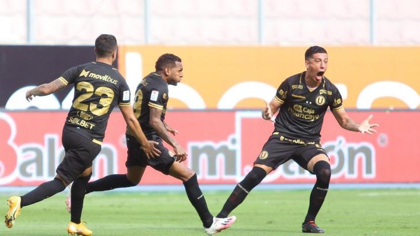 Sporting Cristal vs Universitario: Alberto Quintero anotó el gol de la esperanza para el conjunto crema (VIDEO)