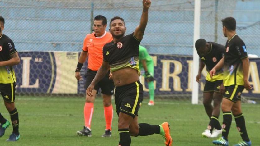 UTC venció 2-0 a la Universidad San Martín a domicilio