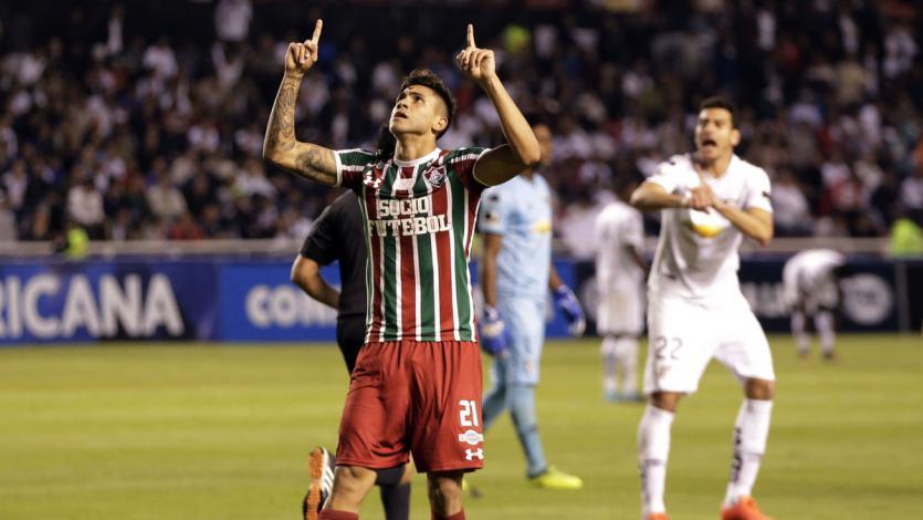 Fluminense será rival de Flamengo en la Copa Sudamericana