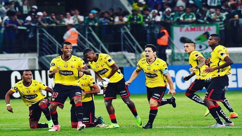 Barcelona de Ecuador entre los cuatro mejores