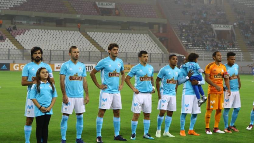 Los convocados en Sporting Cristal para enfrentar a Alianza Lima