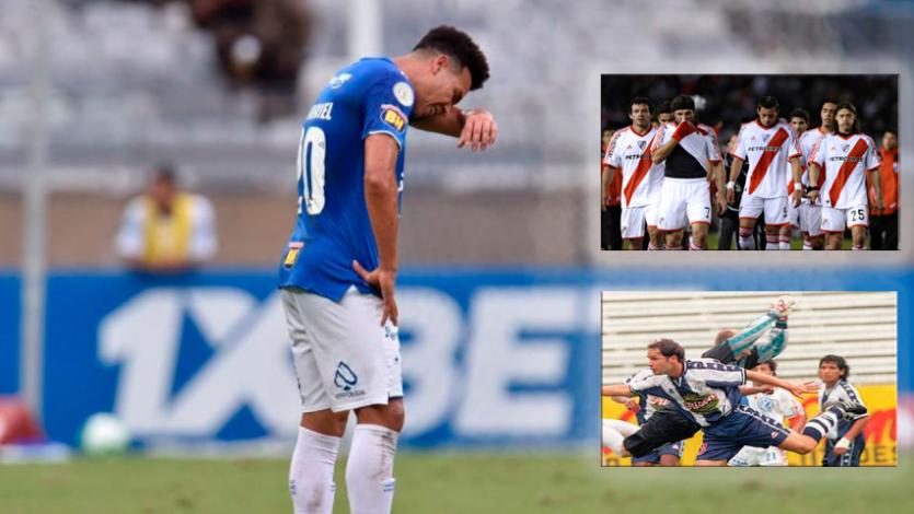 Cruzeiro descendió en Brasil: aquí la lista de los grandes sudamericanos que pasaron por lo mismo
