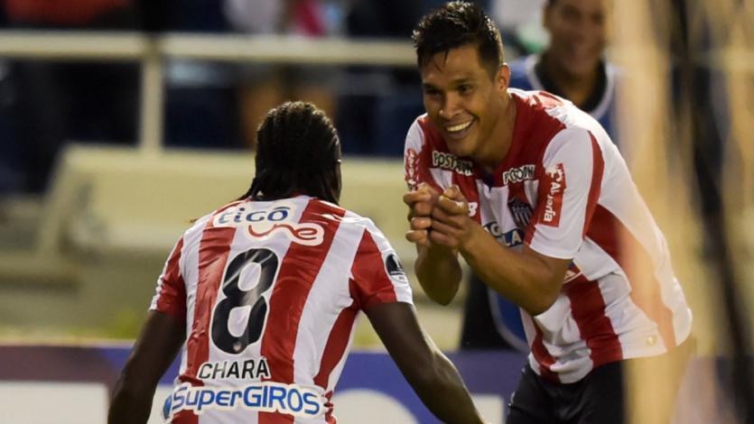 Junior de Barranquilla avanza en la Copa Sudamericana