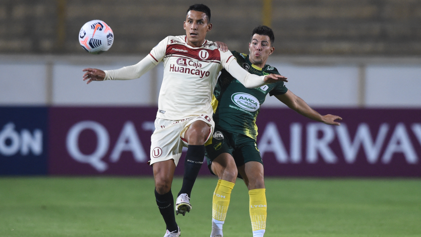 Copa Libertadores: Universitario igualó 1-1 ante Defensa y Justicia por la cuarta fecha del grupo A