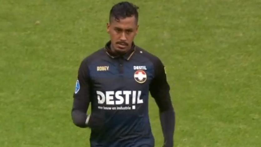Con Renato Tapia, el Willem II volvió a ganar