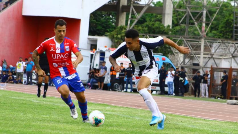 Carlos Mannucci vs. Alianza Lima: la increíble ocasión de gol que falló Diego Guastavino (VIDEO)