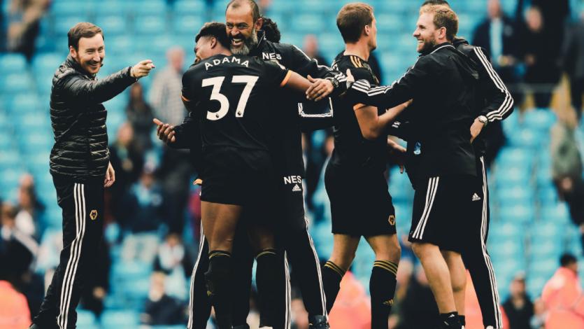 Manchester City fue sorprendido por Wolverhampton y se alejó de la punta de la Premier League