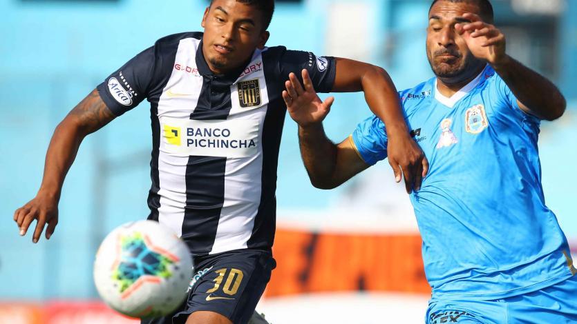 Liga1 Betsson: Alianza Lima triunfó 2-0 sobre Deportivo Binacional por la fecha 7 de la Fase 1