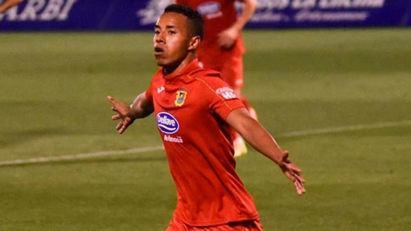 Jeisson Martínez jugará en el fútbol de Armenia
