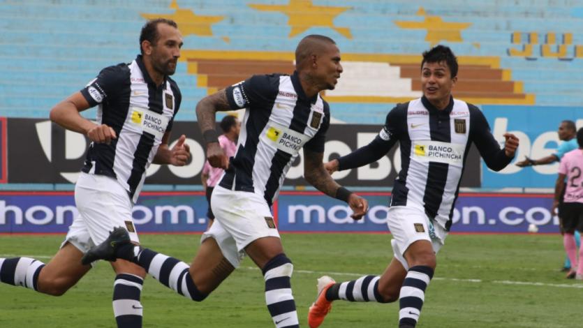 Liga1 Betsson: Alianza Lima volvió al triunfo tras superar por 2-0 a Sport Boys (VIDEO)