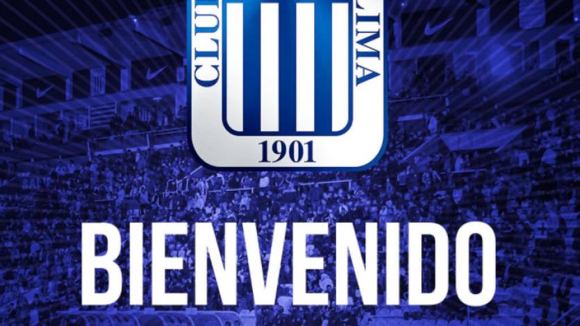 Hansell Riojas regresó a Alianza Lima