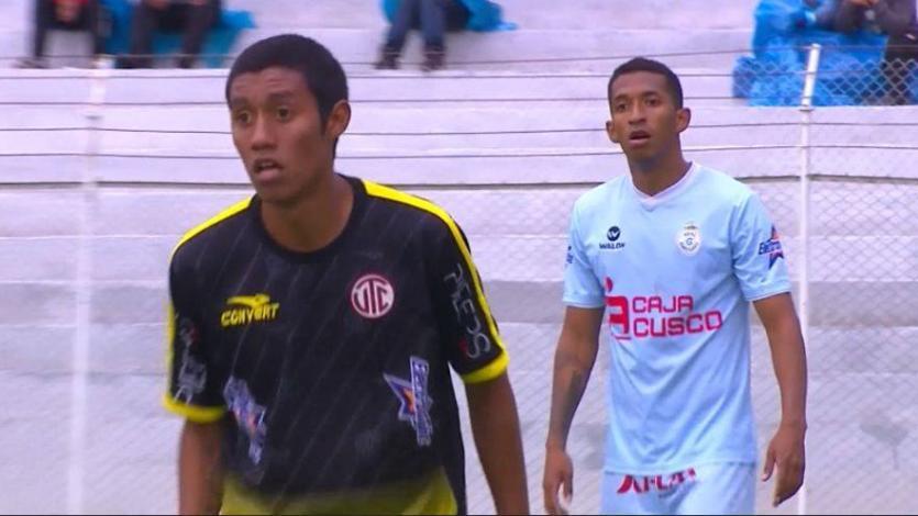 UTC iguala con Real Garcilaso en Cajamarca (1-1)