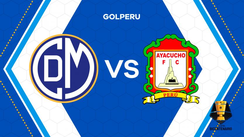 Deportivo Municipal recibe a Ayacucho FC por la Copa Bicentenario