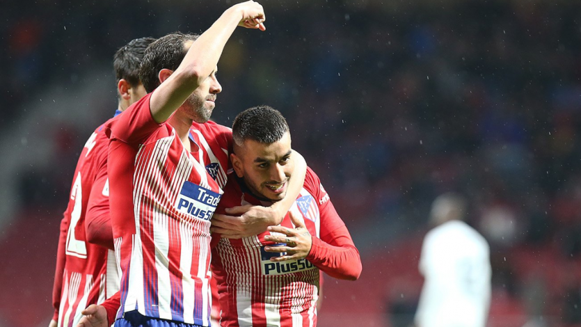 La Liga: el Atlético de Madrid se impuso sobre el Valencia y aplazó el festejo del Barcelona