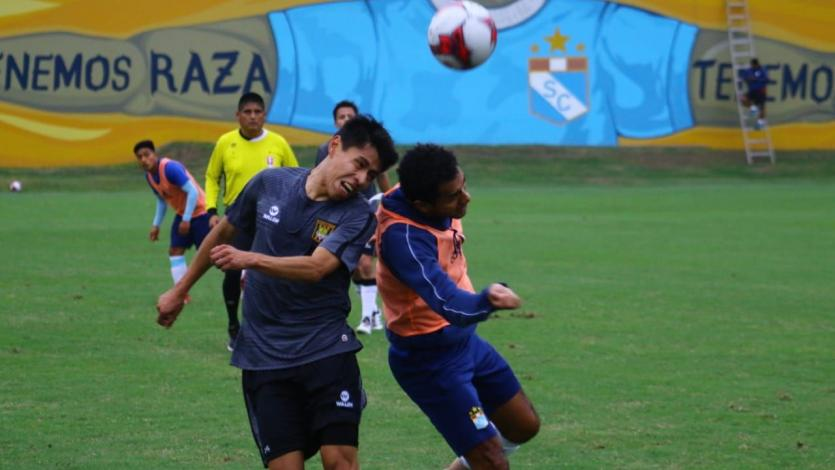 Sporting Cristal vs The Strongest: Observa las mejores fotos del amistoso
