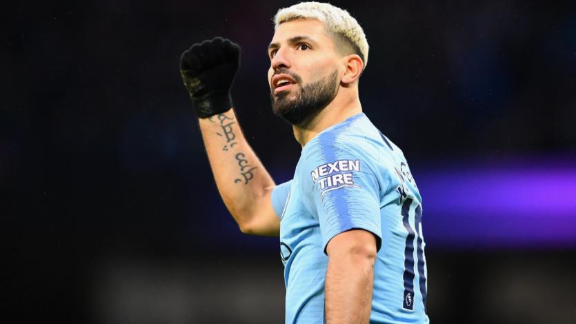 Manchester City superó 3-1 al Arsenal con hat-trick de Sergio Agüero